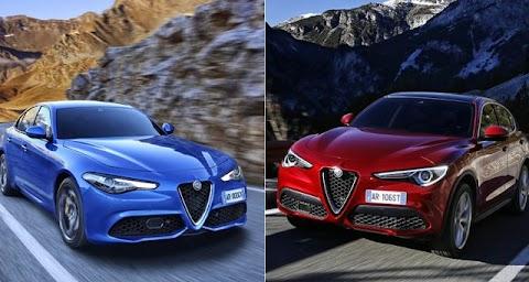 Vendite Alfa Romeo 2018