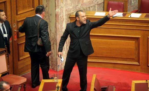 Ποιοί βουλευτές δεν ήθελαν την άρση της ασυλίας του χρυσαυγίτη βουλευτή Π. Ηλιόπουλου