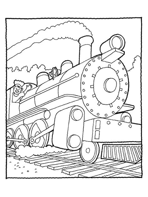 47 Diesel Train Coloring Pages, MM Trackless Train Event