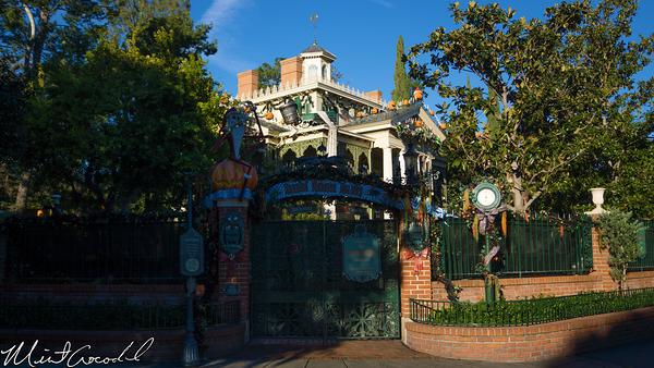 Disneyland Resort, Disneyland, Haunted, Mansion, Holiday, Classic