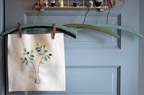 hangers for appliques