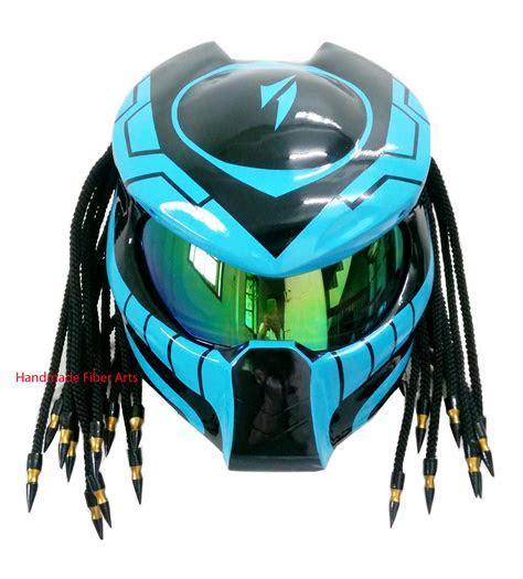 Custom Predator Motorcycle Helmet on Storenvy