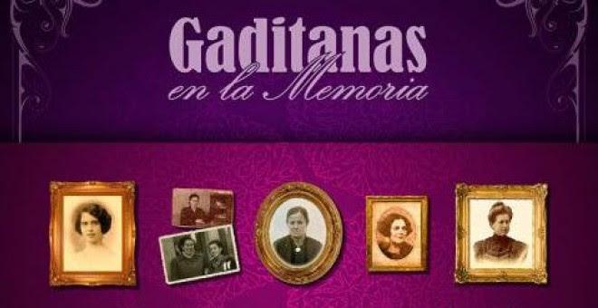 Gaditanas en la memoria