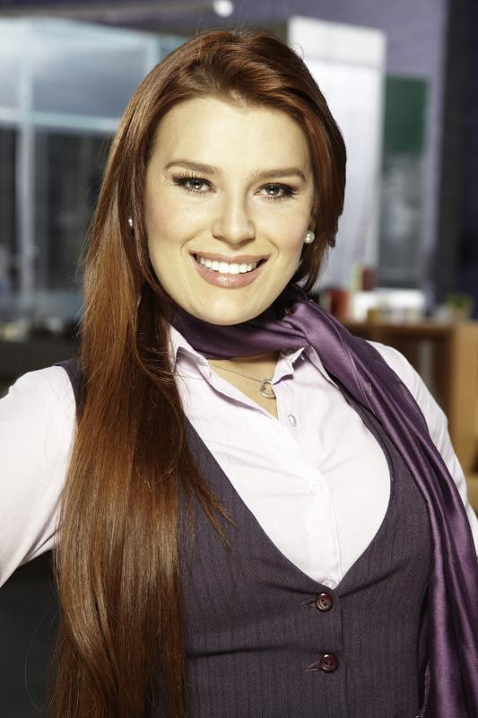 Alexandra Serrano Actor Colombiano Lafiscalia Com Flickr