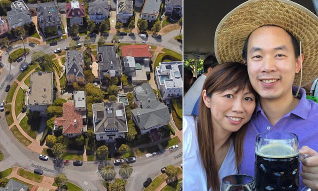 San Francisco couple buy a street with 38 mansions on it