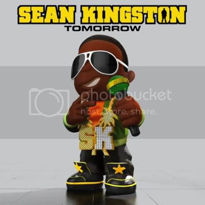 Sean Kingston's 'Tomorrow' album cover