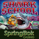 Free Spin Shark Attacks Award Massive Bonuses in Springbok Casinos New Shark School Slot
