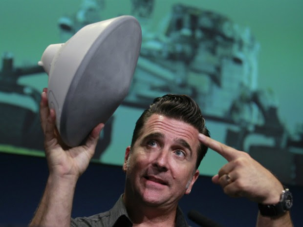Curiosity 2 (Foto: Fred Prouser/Reuters)