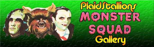 Monster Squad Merchandise Gallery