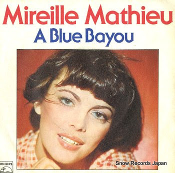 MATHIEU, MIREILLE blue bayou, a