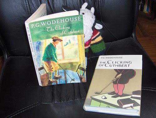 A Wodehouse a Week #56: The Clicking of Cuthbert