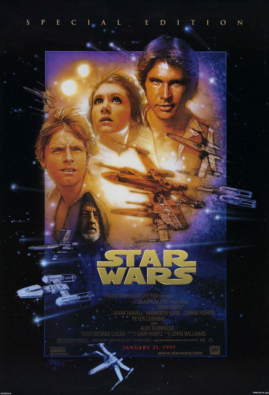 star wars 1977 movie star wars printable movie poster