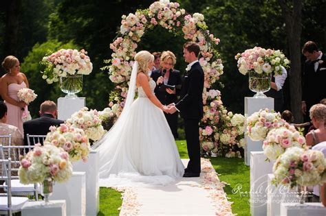 A Beautiful Garden Wedding At The London Hunt Club
