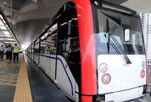 Tiga hari tambang percuma LRT laluan Kelana Jaya bermula Selasa