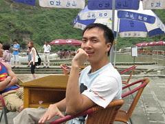 Our friend Tony, Hongkou