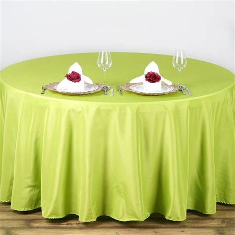 sage green   polyester tablecloths wholesale