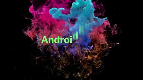 wallpaper gerak  android