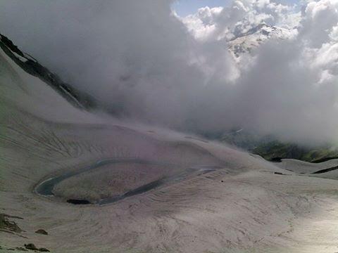 Ansu Lake - Naran Valley - Pakistan