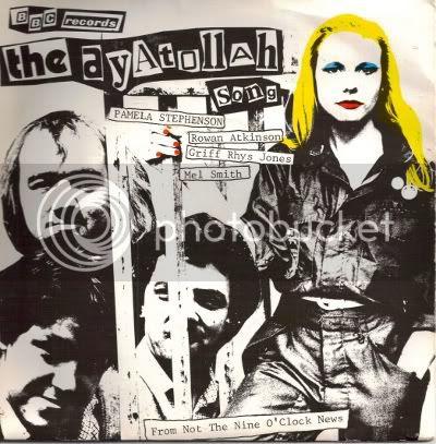 Not the Nine O Clock News - The Ayatollah Song