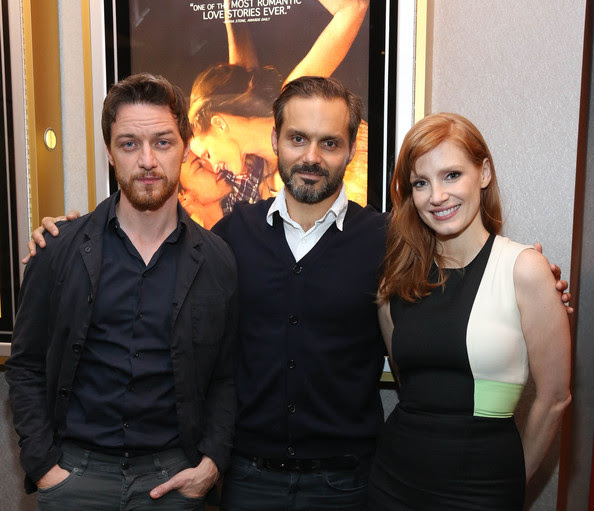 Jessica Chastain - The Academy Of Motion Picture Arts And Sciences Hosts An Official Academy Members Screening Of The Disappearance Of Eleanor Rigby
