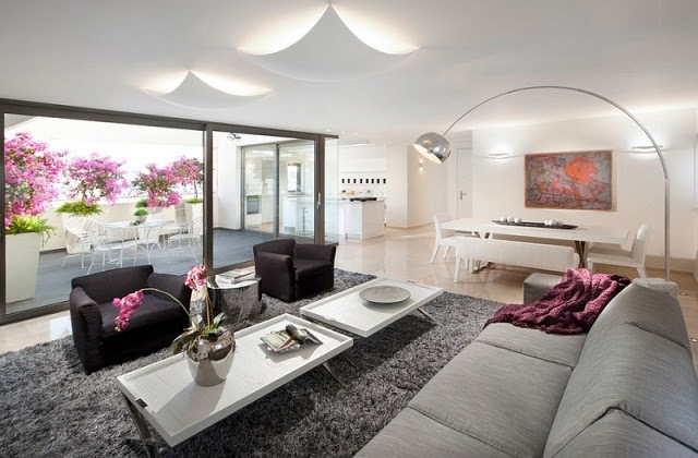 Dekoration Wohnzimmer Modern - dekoration
