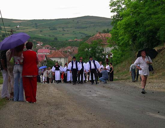 Wedding in Szék/Sic, Transylvania