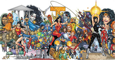 Who Is Donna Troy