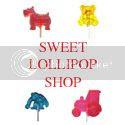 Sweet Lollipop Shop