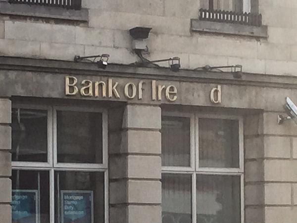 Bank of Ire...d