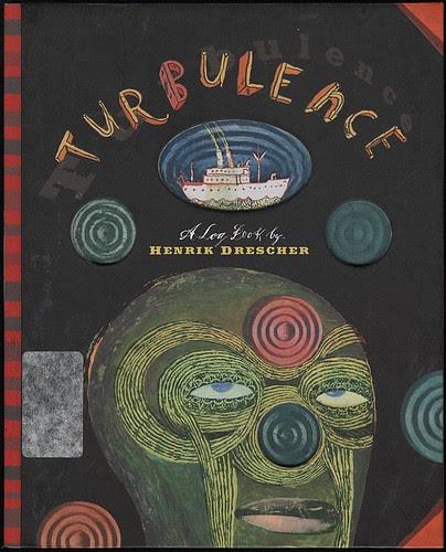 Turbulence - a log book by Henrik Drescher, 2001