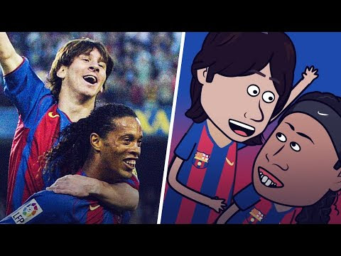 The story of Lionel Messi | Oh My Goal