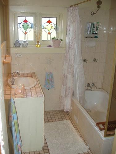 Bathroom Reno: - before