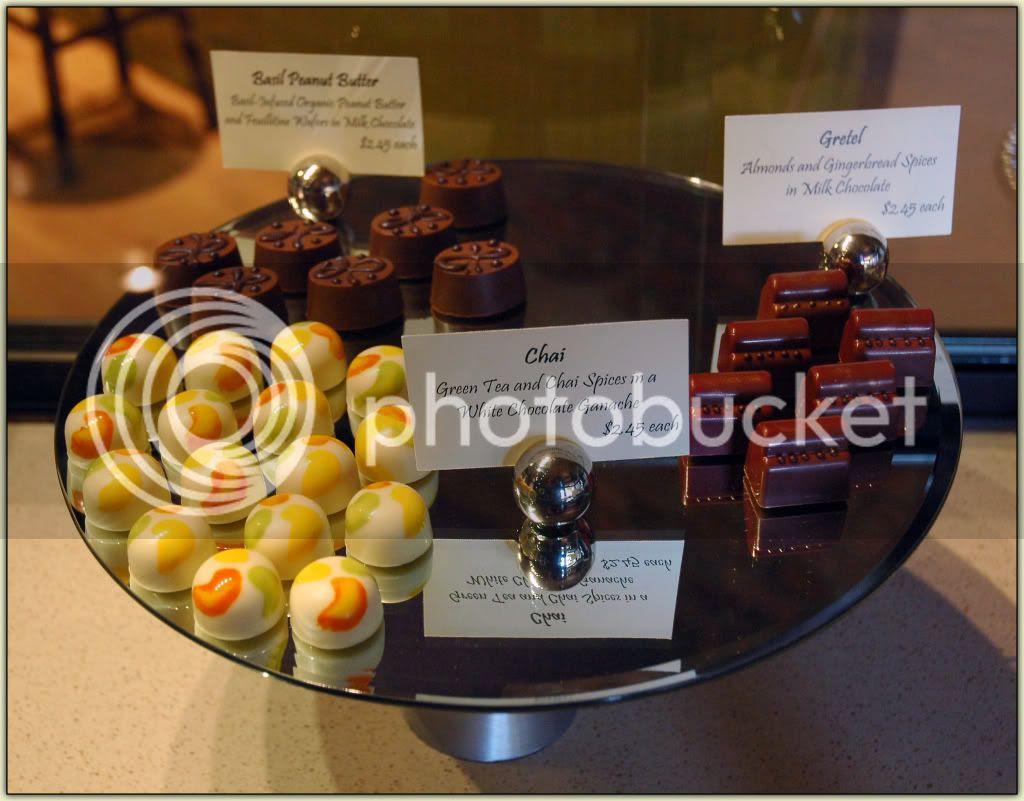 Chocolates at Xoconochco