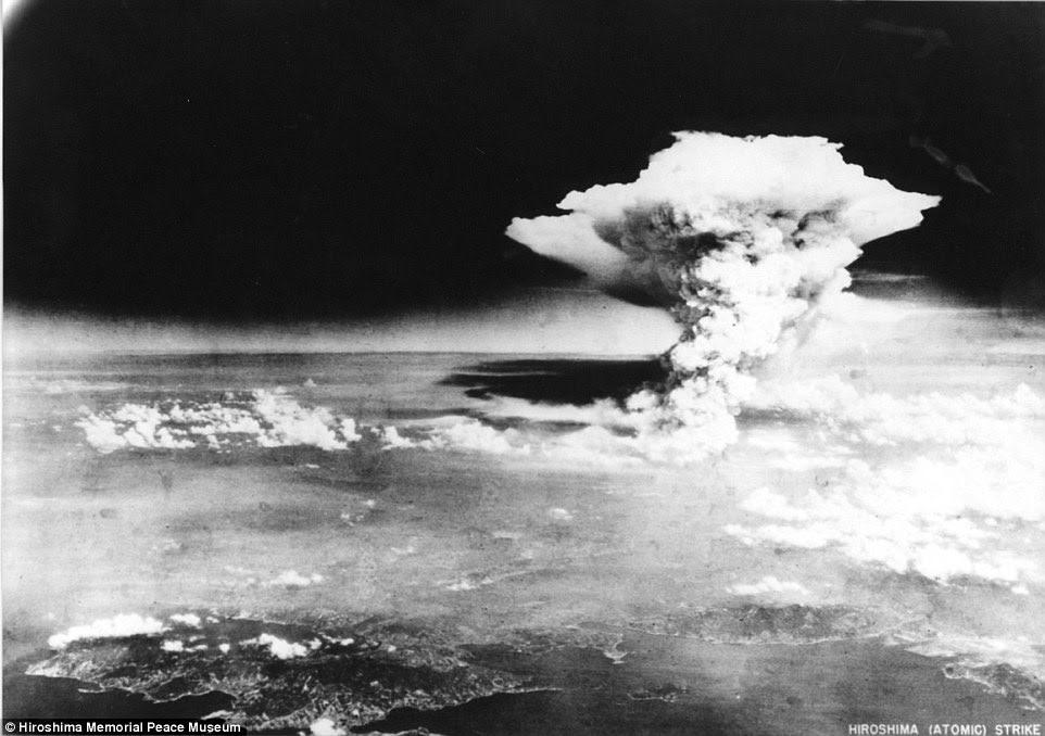 Hình ảnh Những hình ảnh chết chóc trong thảm họa bom nguyên tử Hiroshima số 1