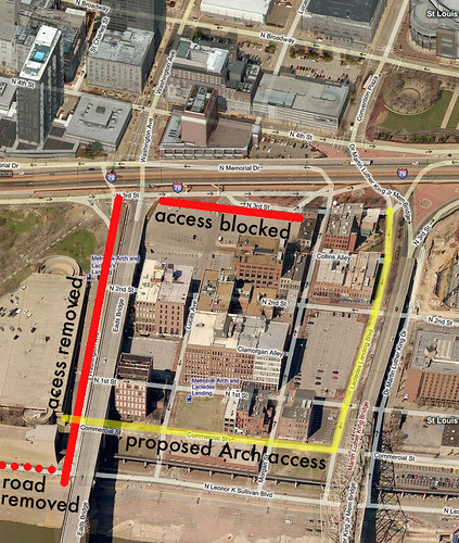 Laclede's Landing-Arch Access.jpg