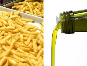 Corrida de rua - queima gordura - batata frita - azeite (Foto: Getty Images)