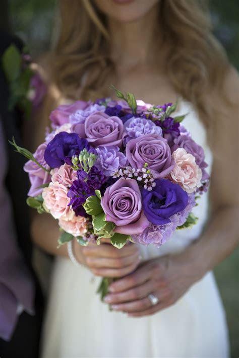 10  ideas about Purple Wedding Bouquets on Pinterest