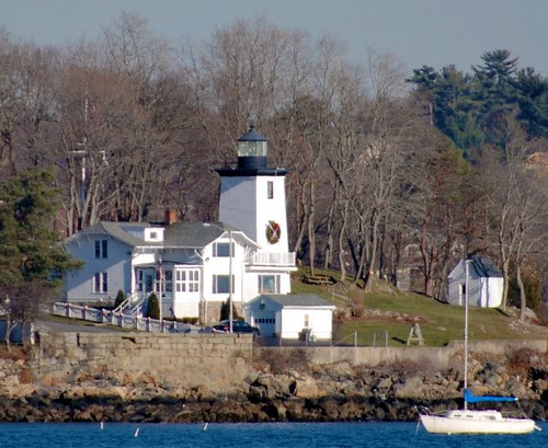 Hospital Point Lighthouse, Beverly