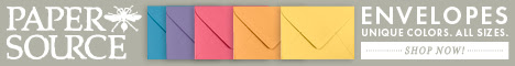 Envelopes for every ocassion