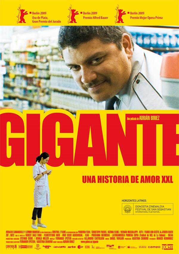 Gigante (Adrián Biniez, 2.009)