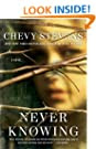 never knowing, never knowing book cover, never knowing cover art, fiction, funny mystery