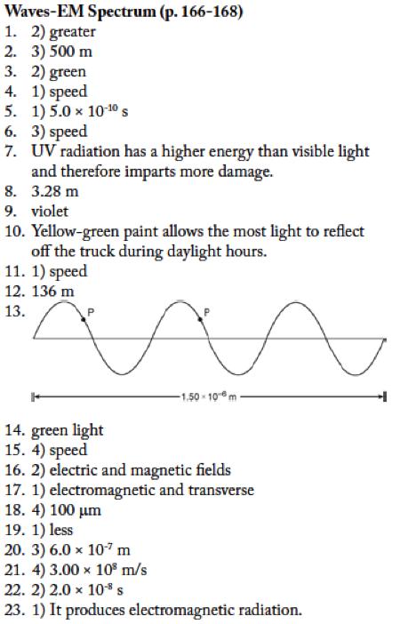 30 Physics Wave Worksheet Answers - Notutahituq Worksheet ...