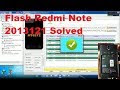 Flash Redmi Note 3G (2013121) Global