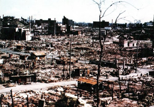 Hiroshima - Autumn 1945