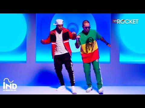 "Nicky Jam y J. Balvin - ""X"""