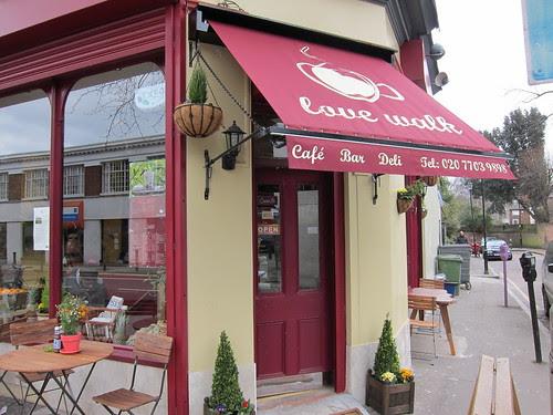 Love Walk Cafe