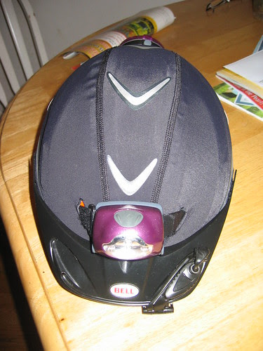 Bell Metropolis Helmet with accessories