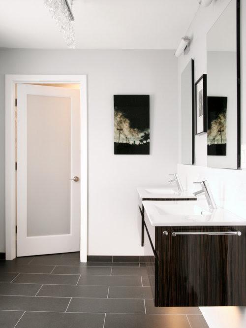 Frosted Bathroom Door Home Design Ideas, Pictures, Remodel ...