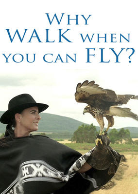Isha: Why Walk When You Can Fly?