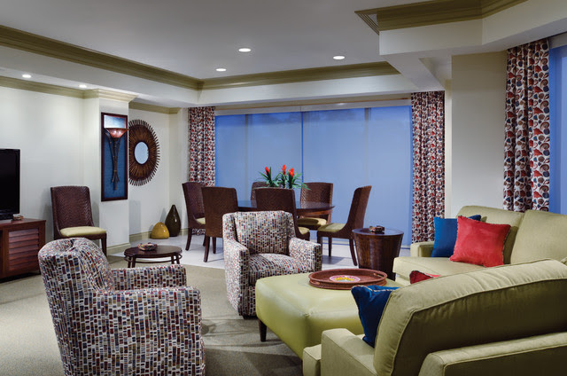Game Room - tropical - family room - other metro - by Decorating ...